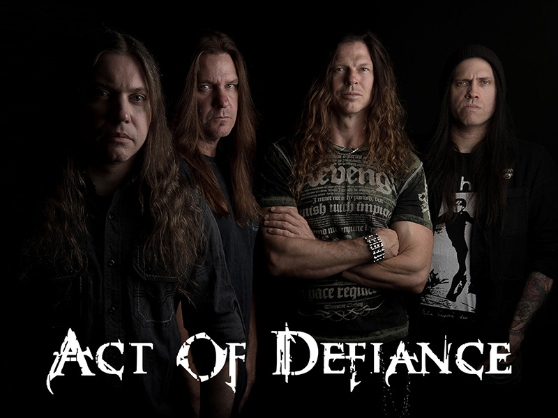 Act Of Defiance – Concert Review